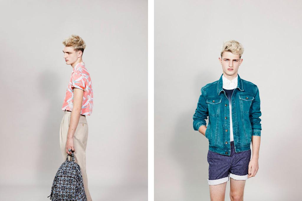 Topman 2012 Spring/Summer Lookbook