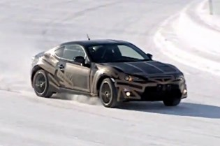 Toyota 86/GT86 Behind-the-Scenes: Drifting Testing & Tracking