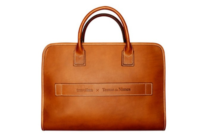 Tenue de Nîmes x Travelteq Laptop Bag