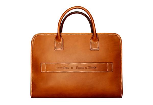 Tenue de Nîmes x Travelteq Laptop Bag