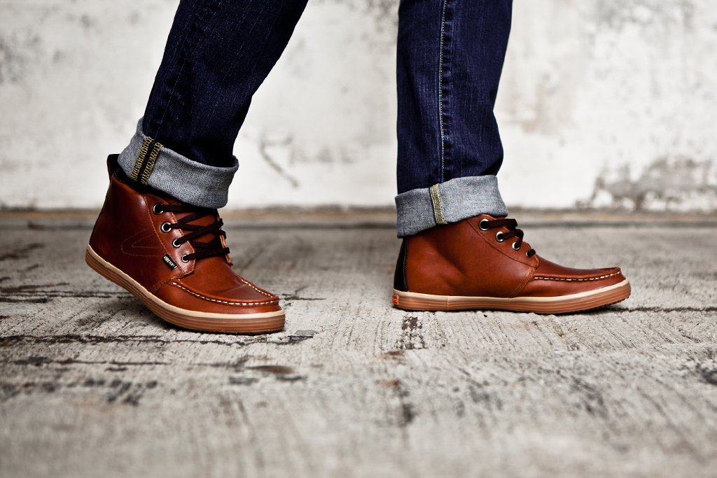 Tretorn Öbo GTX Leather Shoe