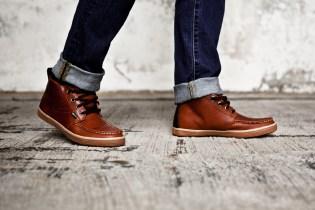 Tretorn Öbo GTX Leather Shoe