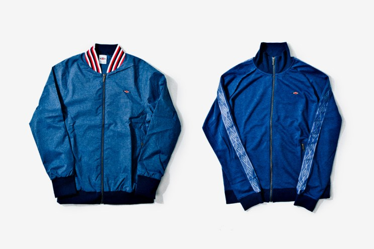 """Umbro 2011 Fall/Winter """"New Blue"""" Collection"""
