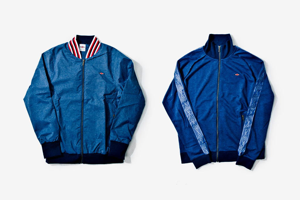 "Umbro 2011 Fall/Winter ""New Blue"" Collection"
