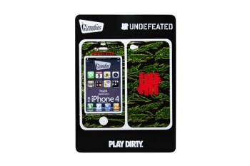Undefeated x Gizmobies iPhone 4/4S Protector