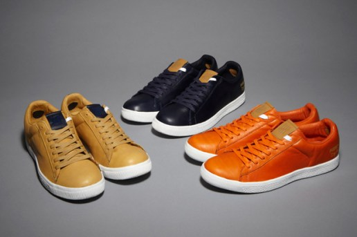 Undefeated x PUMA Clyde Stripe-Off Pack