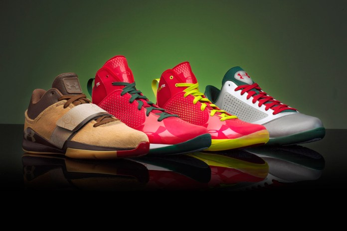 Under Armour 2011 Christmas PE Collection
