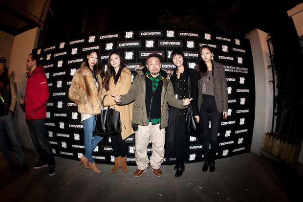UNDFTD for Converse First String Collection China Launch Recap