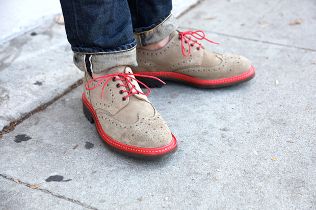 Union x Mark McNairy Country Brogue