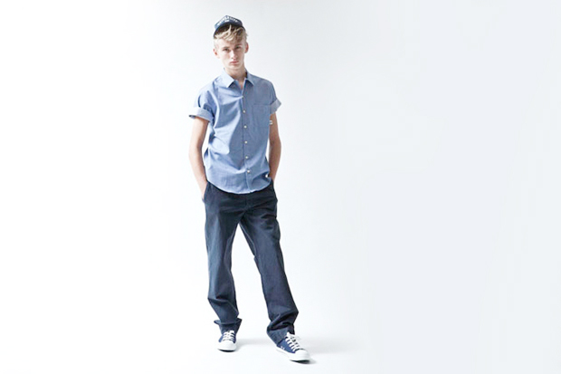 URSUS BAPE 2012 Spring/Summer Collection Lookbook