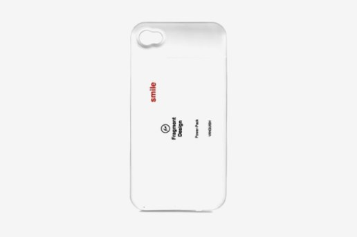 Vanquish x fragment design iPhone 4/4S Power-Pack