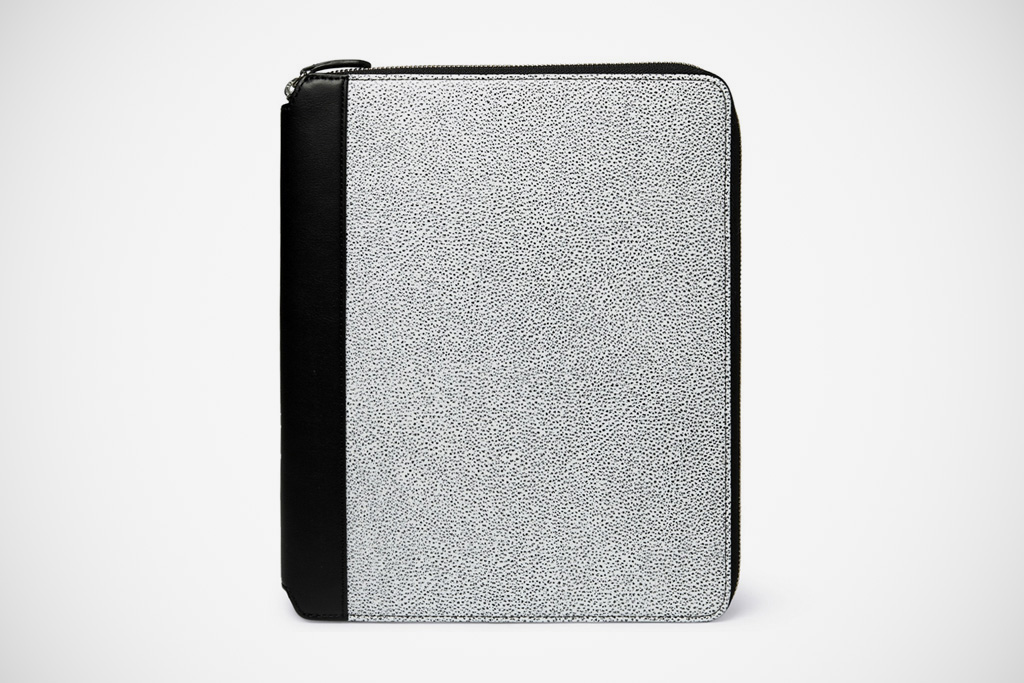 WANT Les Essentiels de la Vie Narita Textured Leather iPad 2 Case