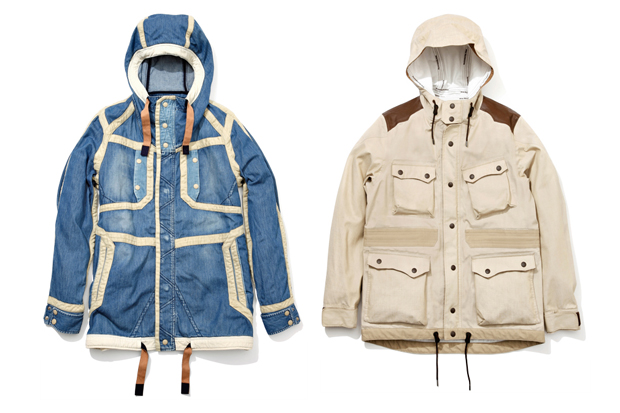 White Mountaineering 2012 Spring/Summer Collection
