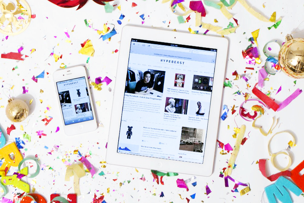 Win an iPhone 4S or an iPad 2!