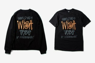 Wish x Stussy 5-Year Anniversary Collection