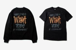 Wish x Stussy 5-Year Anniversary Collection