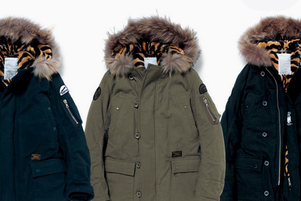 WTAPS 2011 Fall/Winter N-3B Parka