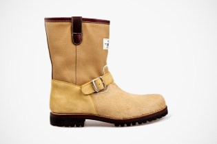 WTAPS 2011 Fall/Winter BAGUETTE BOOT