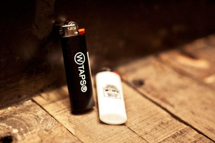 WTAPS x BIC Lighters