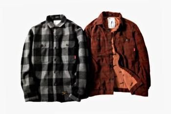 WTAPS x Vans Syndicate V&W Jackets