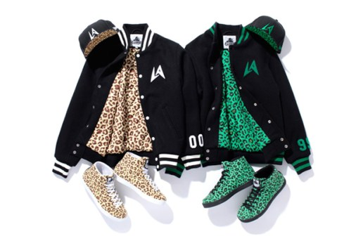 XLARGE x MADFOOT! 2011 Fall/Winter Capsule Collection