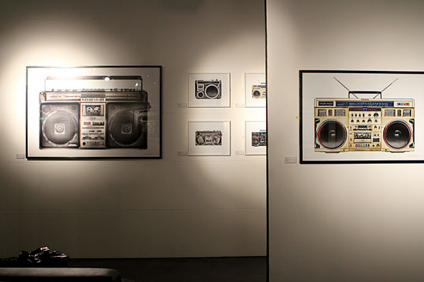 "XOYO & The Whisper Gallery Present: ""The Boombox"" by Lyle Owerko Exhibition Recap"