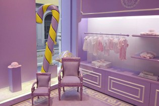 Young Versace Boutique