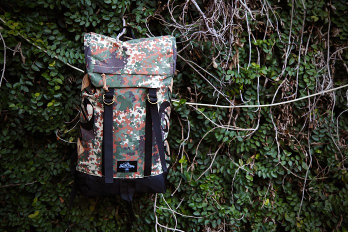 10.Deep Flectarn Camo Division Daypack