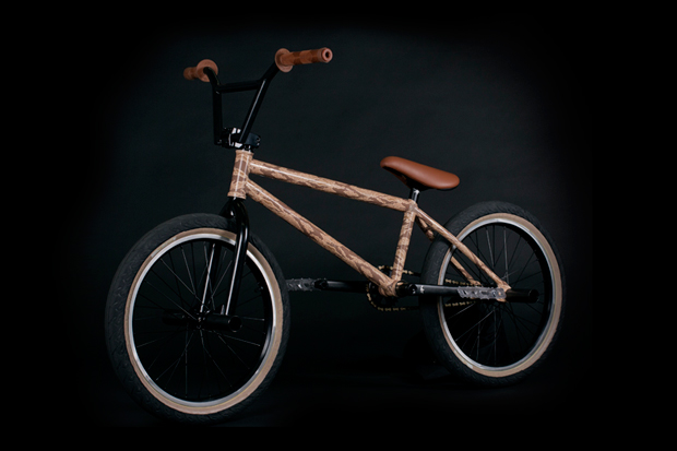 10.Deep x Animal Tiger Camo BMX Bike
