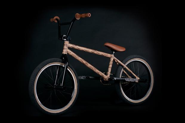 10.Deep x Animal Tiger Camo BMX Bike