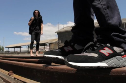 13thWitness x Gold Fields x New Balance Video