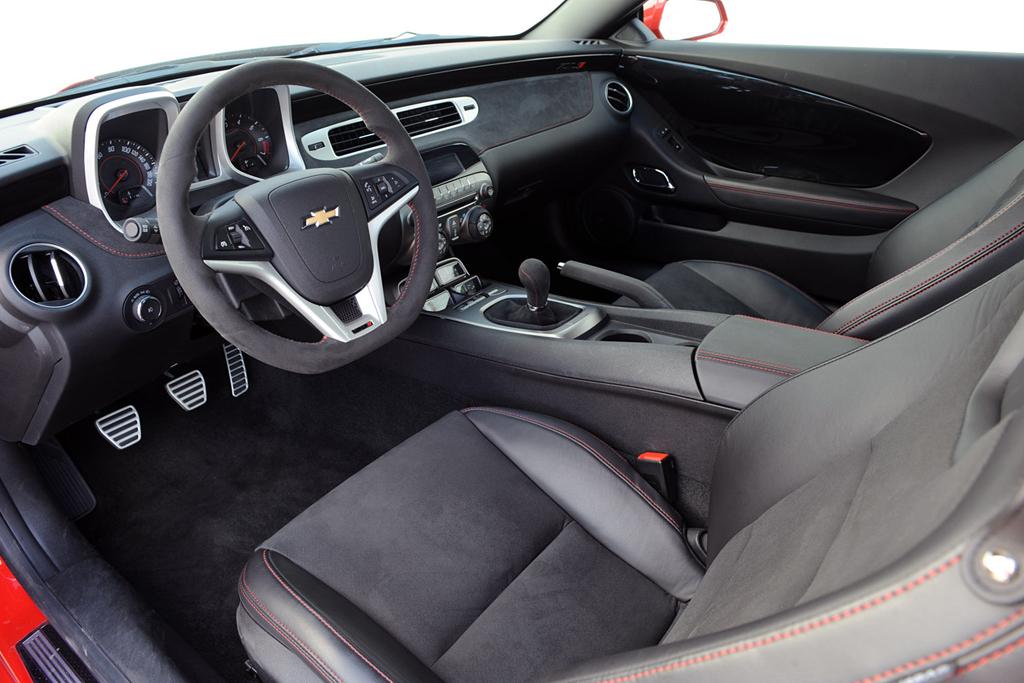 2012 Chevrolet Camaro ZL1