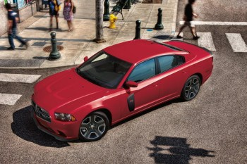 2012 Dodge Charger Redline