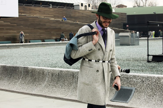 2012 pitti uomo street style day 3