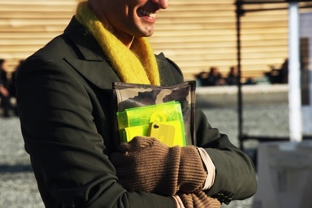2012 Pitti Uomo Street Style – Day 3