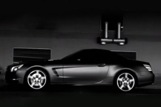 2013 Mercedes-Benz SL-Class Theatrical Promo Video