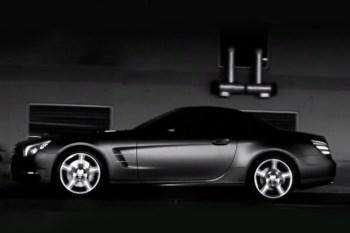 2013 Mercedes-Benz SL-Class Theatrical Promo Video