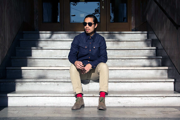 3sixteen for Woodlands Supply Co. Pendleton Wool Collection