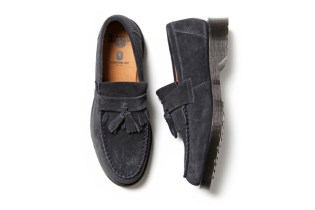 A Bathing Ape x Dr. Martens Tassel Loafer
