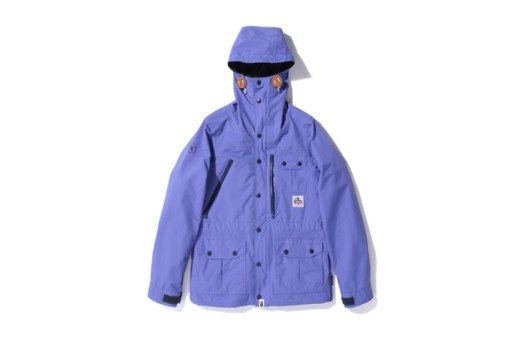 A Bathing Ape GORE-TEX PACLITE MOUNTAIN PARK