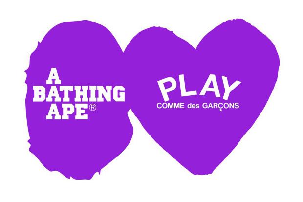 A Bathing Ape x PLAY COMME des GARCONS Capsule Collection Announcement