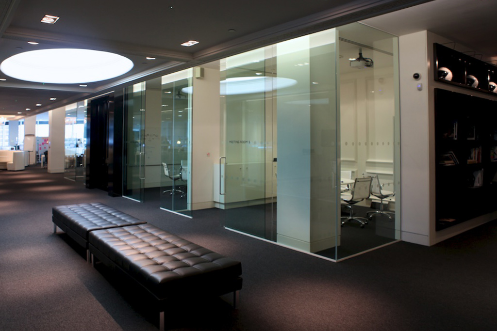 a continuous lean mr porter office