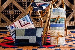 A.P.C. 2012 Spring Quilt Collection