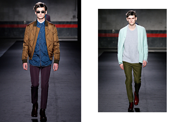 acne 2012 fallwinter collection
