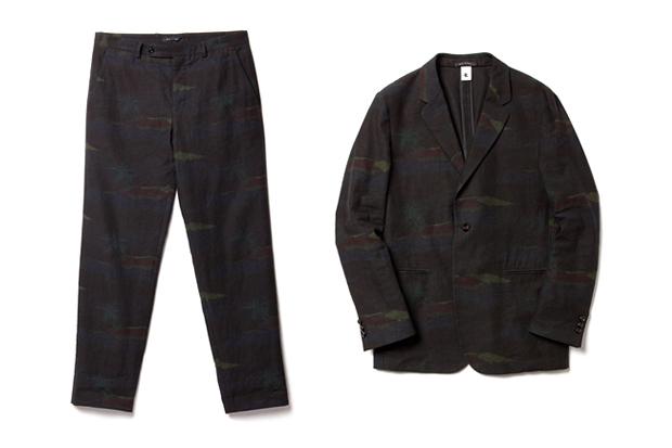 "Adam Kimmel 2012 Spring/Summer ""Hawaii"" Suit"