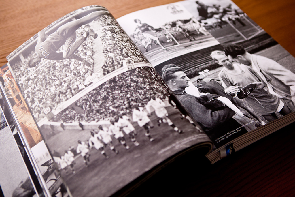 adidas 'The Story As Told By Those Who Have Lived And Are Living It' Book