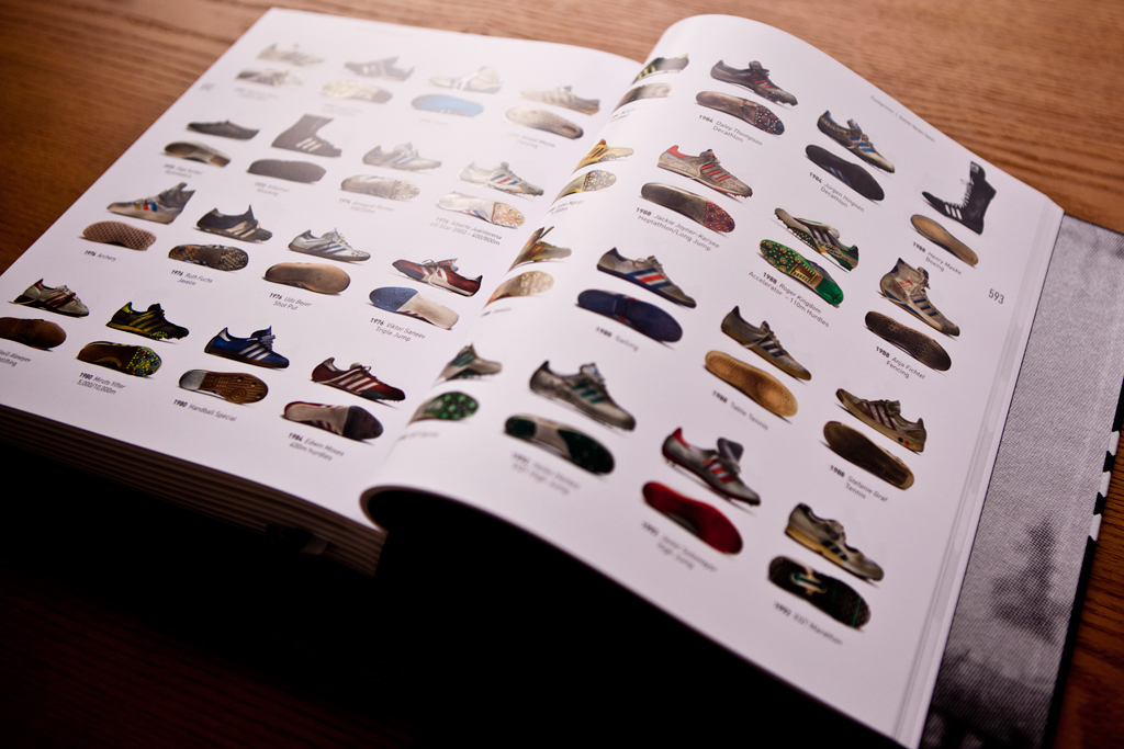 adidas the story as told by those who have lived and are living it book