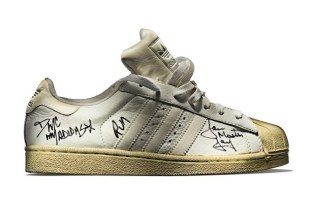 adidas Originals 1986 Run DMC Superstars