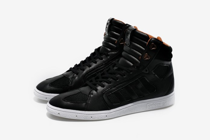 adidas Originals 2012 Spring Sixtus Leather Hightop