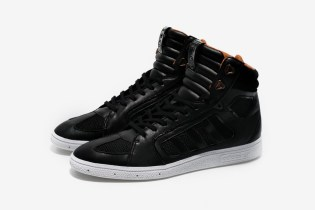 adidas Originals 2012 Spring Sixtus Leather Hightop